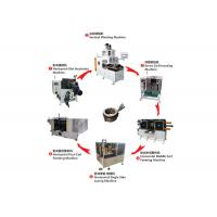 Quality High Speed Stator Winding Machine Electrical Motor Assembly Line 12 Months Warranty for sale