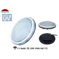 Quality IP68 ABS PAR56 Underwater Par56 Led Swimming Pool Lights White Color 2 Wires Out for sale
