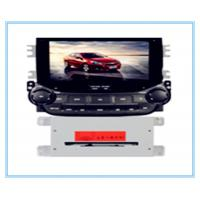 Quality CHEVROLET Two DIN 8'' Car DVD Player with gps/TV/BT/RDS/IR/AUX/IPOD special for MALIBU for sale