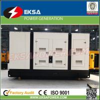 Quality 150Kva 3 Phase Back Up Silent Diesel Generator Set Powered By Cummins Diesel Engine 6CTA8.3-G2 with good quality for sale