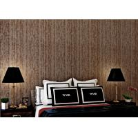 China Economical Solid Color Classic Non Woven Wallpaper For Adult Bedroom wholesale