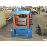 Anti - Rust Roller Roll Forming Machine for Purlin Z Shape With Lifetime Service