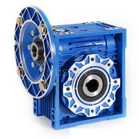 Buy cheap Industrial VF Series Aluminium Alloy 1:50 Ratio Speed Gearbox from wholesalers