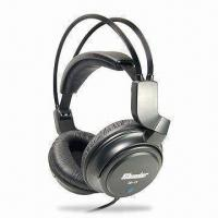 Quality Deluxe Hi-Fi Monitor DJ Stereo Headphones with 30mm Driver for sale