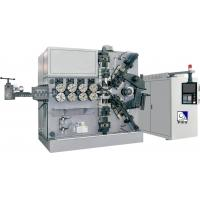 Quality Multi - Axes Cnc Compression Spring Machine Wire Diameter 6 - 16mm Big Capacity for sale