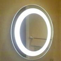 Quality Modern hotel lighted bathroom mirror for sale