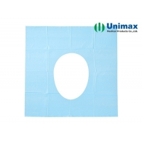 Quality 60x65cm Toilet Seat Disposable Covers for sale