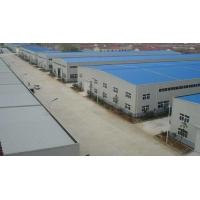 Quality Anti - Rusty Paint S275 Workshop Steel Structure 7000㎡ With Windows And Doors for sale