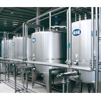 Quality Save Energy Clean In Place System In Food Industry High Automation Level Silver Color for sale