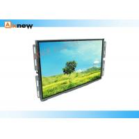 Quality Custom Open Frame Touch Screen Monitor 22 Inch With Wide Viewing Angle , FCC ROHS for sale