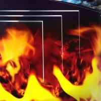 Quality 2015 hot sale China supplier Low price Safety fire rated glass for building for sale