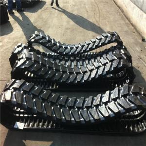 Quality Rubber Tracks for Yanmar/Hyundai/Kubota/Caterpillar/John Deere/Morooka for sale
