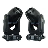 China Flame Retardant Plastic Housing Stage Moving Head Light 380W AC100 ~ 240V on sale