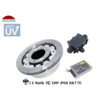 Buy IP68 Waterproof LED Fountain Lights RGB External Control 4 Wires Out 18 Watt at wholesale prices