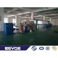 China Physical Foam Extrusion Coaxial Cable Making Machine , Cable Manufacturing Machine 25+45+30 on sale