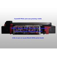 Quality Large Format Digital Color Roll To Roll Printer UV Inks For Light Advertising for sale