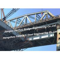Quality Prefabricated Steel Bailey Bridge Modular Designed Temporary Emergency Mabey Panel Portable Highway Bridging Delta Truss for sale