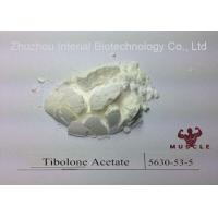 Quality Raw White Material Livial Tibolone Weight Gain Anti Aging Steroids CAS 5630-53-5 for sale