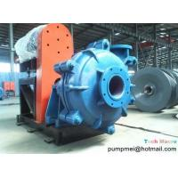 Quality Electric motor horizontal mining mine water pump machine for gold uranium ore for sale