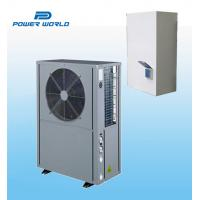 Quality Indoor DC Inverter EVI Heat Pump Split system Heating and Cooling for sale