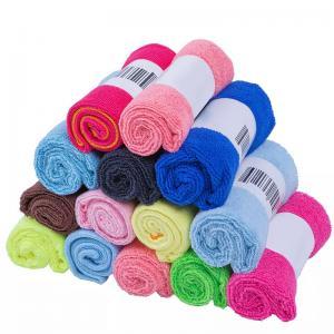 "Quality Sun Shine Promotional wholesale Microfiber towel microfiber clean towel 16"" x 16""(40*40cm) 80% polyester 20% polyamide for sale"