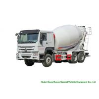 Quality Howo 6x4 Concrete Transit Mixer Truck 12cbm With Left / Right Hand Drive for sale