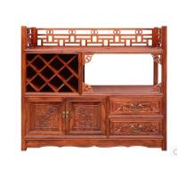 Quality Chinese style porch partition solid wood antique furniture for sale