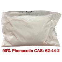 Buy cheap Pharmaceutical Grade 99% Phenacetin CAS 62-44-2 Powder for Analgesic and from wholesalers