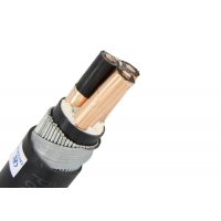Quality Underground 70mm2 XLPE Armoured Twisted MV Power Cable for sale