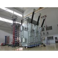 Quality OLTC 10KV Oil Immersed Power Transformer 240 MVA , Phase Shifting Transformer for sale