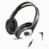 Quality 7.1-channel Headset with USB Connector and Surrounded Sound for sale