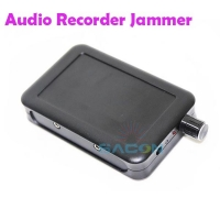 Quality Plastic 85dB 2m 0.1A Audio Recorder Signal Jammer for sale