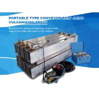 China Portable  Hot Vulcanizing Machine For Conveyor Belt Easy To Operate on sale