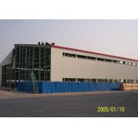 Quality Maersk Heavy Lifting Crane High Live Loading  System Steel Structure Workshop for sale