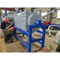 Quality Eco Friendly Plastic Bottle Washing Machine / PET Bottle Recycling Line for sale