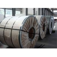 Quality 1250mm SS Stainless Steel Coils , High Strength Cold Rolled Steel Sheets  for sale
