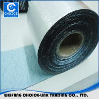 Quality 150MM bitumen marine tape/hatch cover tape 2.0mm for sale