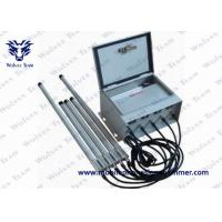 Buy cheap 350W Up To Six Bands OEM High Power Waterproof Mobile Phone Signal Prison Jammer from wholesalers