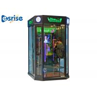 Quality Electronic Jukebox Game Karaoke Machine , Small Vocal Booth 18 Languages for sale
