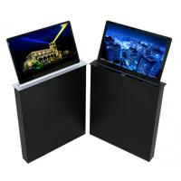 Buy cheap Ultra-thin electric lcd monitor lift for conference room interior fit out from wholesalers