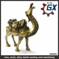 China Western Famous Bronze Garden Statue on sale