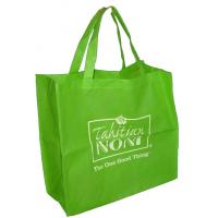 Quality flower artwork non-woven bag for sale