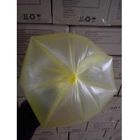 China High quality colorful HDPE/LDPE Star seal garbage bags on rolls, Star seal garbage bags manufacturer on sale