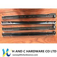 Buy cheap Soft Closing Powder Coating Drawer Slide from wholesalers