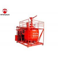 Buy cheap Fire Extinguisher Gas Dry Powder Fire Suppression Systems 500kg 750kg 1000kg from wholesalers