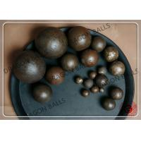 Quality Ball Mill Steel Grinding Media 20mm 40mm Excellent Impact Resistance for sale