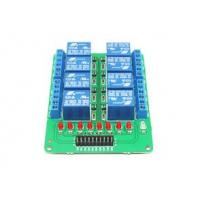 Quality AC 250V, DC 30V 10A Arduino 8 relay expansion board / electronic building block module for sale