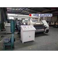 Quality WJ-100-1800 Two Ply Corrugated Cardboard Production Line / Making Machine for sale