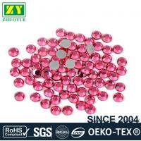 Quality Loose Ss10 Hotfix Rhinestones Glass Material For Nail Art / Home Decoration for sale