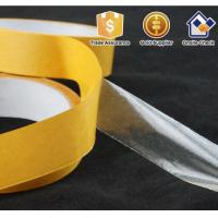 Clear PE Protective Film Double Sided Self Adhesive Film Roll For Surface